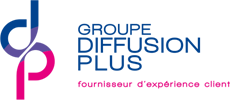 Groupe Diffusion Plus Logo